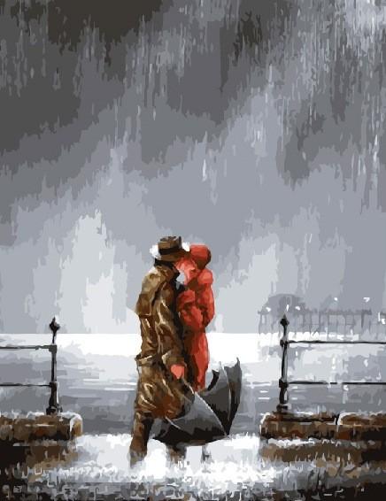 картинки мы под дождем